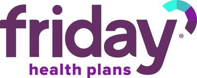 Friday Health Plans Logo (PRNewsfoto/Friday Health Plans)