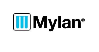 Mylan logo without a tagline (PRNewsfoto/Mylan N.V.)