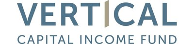 Vertical Capital Income Fund Logo (PRNewsfoto/Vertical Capital Income Fund)