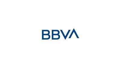 BBVA's new logo (PRNewsfoto/BBVA)