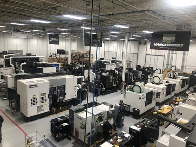 Don Schumacher Motorsports Precision Manufacturing is pleased to announce it is expanding into the automotive, defense, equipment/manufacturing, and aerospace industries.