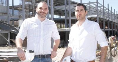 Alberto Apestegui and Enrique Blair are the partners in Apestegui + Blair Consultores, and partners in MicroFibras de Acero CR S.A.