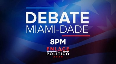 MegaTV and Z92FM (92.3FM) hosts Miami-Dade County Mayoral Candidates to Debate in a Simultaneous Transmission on Television and Radio