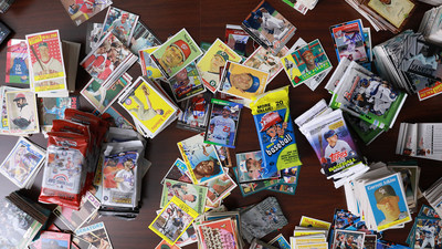 In the new film, fans can explore Neshek's collection of more than 50,000 autographed cards and find out how Neshek used eBay to help source 95% of his current collection.