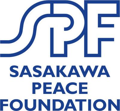 The Sasakawa Peace Foundation (SPF) Logo (PRNewsfoto/Sasakawa Peace Foundation)