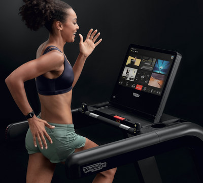 Technogym leads the digital fitness revolution. (PRNewsfoto/TECHNOGYM)