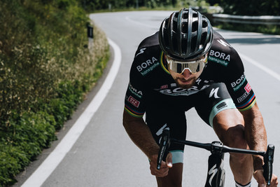 """Peter Sagan Limited Edition """"White/Gold"""" Collection"""