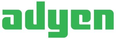 New 2019 logo Adyen