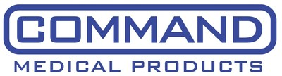 Command Medical Products logo (PRNewsFoto/Command Medical Products, Inc.)