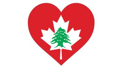 Lebanese Canadian Coalition (LCC) Logo (CNW Group/Lebanese Canadian Coalition (LCC))