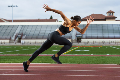 Sydney McLaughlin, professional hurdler and sprinter, courtesy of Gatorade