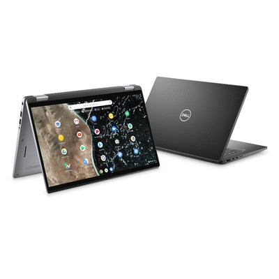 The Latitude 7410 Chromebook Enterprise is available as a laptop or 2-in-1.