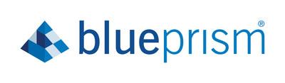 Blue Prism logo (PRNewsfoto/Blue Prism)