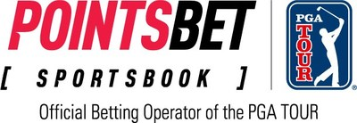 PGA TOUR signs PointsBet as an Official Betting Operator