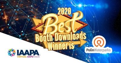 IAAPA Virtual Expo Asia 2020 Award