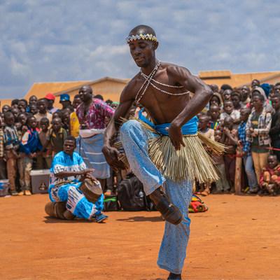 Photo from Tumaini Letu festival (PRNewsfoto/National Network Communications)