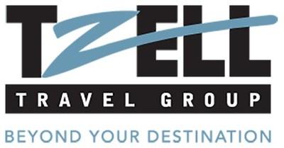 Tzell Travel Group Logo (PRNewsfoto/Tzell Travel Group)