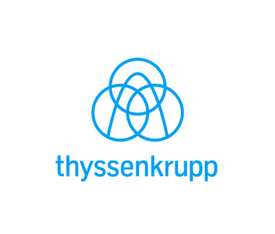 thyssenkrupp Elevator Logo (PRNewsfoto/thyssenkrupp Elevator)