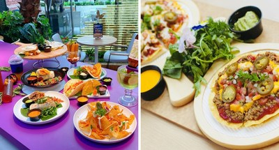 Taco Bell features a mixture of signature and locally inspired menu items (PRNewsfoto/Yum China Holdings, Inc.)
