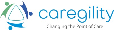 Caregility is a clinical collaboration and communications company focused on enabling the fastest path of care for patients to connect with the right care giver and treatment plan. Our signature solution, the UHE Platform, is a purpose-built ecosystem for the entire healthcare continuum, connecting clinicians with patients anywhere--inpatient, outpatient, or in their homes, with the tools to remotely provide timely and effective care. Learn more about us, visit https://caregility.com/. (PRNewsfoto/Caregility)
