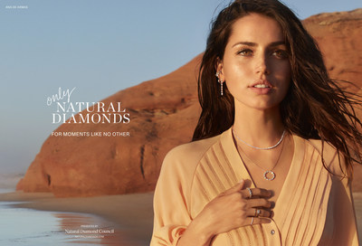 Leading diamond producers introduce Natural Diamond Council with a star-studded campaign starring Ana de Armas