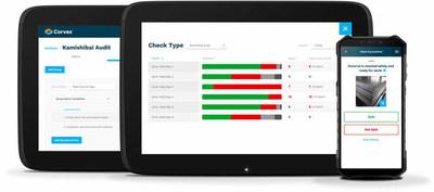 Corvex Checks(TM) Connected Audit & Inspection Reimagined.