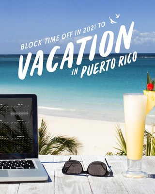 In celebration of National Plan Your Vacation Day, Discover Puerto Rico, with JetBlue and San Juan Marriott, encourages travelers to simply block time off for an upcoming trip, with the potential to win round-trip travel certificates and lodging in Puerto Rico. To enter see official rules here: https://bit.ly/3qKW7jc.