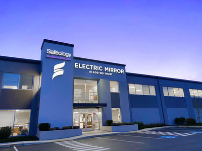 Safeology is a division of Electric Mirror, the global leader in mirror technology. Safeology focuses Electric Mirror's decades of experience and expertise in lighting technology on the science of UVC-light disinfection. Designing and manufacturing UVC products and related IoT technology, Safeology employs research, engineering and R&D teams to provide solutions that reduce the airborne and surface spread of viruses and other pathogens.
