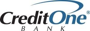 Credit One Bank Logo (PRNewsfoto/Credit One Bank)