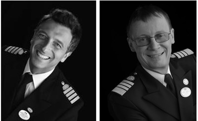 Princess Cruises Announces Discovery Princess Senior Officers