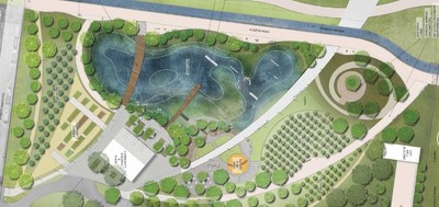 The City of South Gate Urban Orchard Project