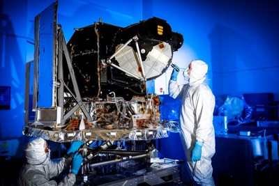 Ball Aerospace-built OLI-2 instrument successfully launched on Landsat 9.
