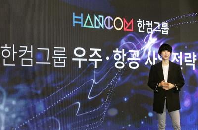 Hancom Group's online press conference
