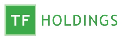 TF Holdings logo (PRNewsfoto/TF Holdings, Inc.)