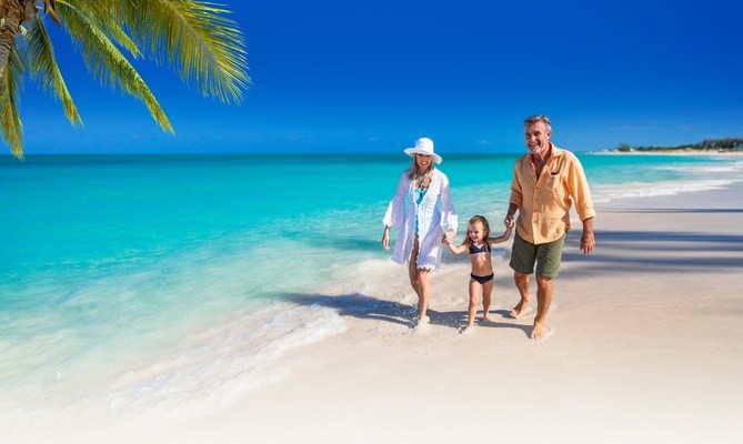 Beaches Resorts launches new GrandEscapes program designed especially for grandparent-grandkid vacations after time spent apart.